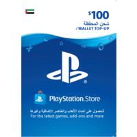 Sony Wallet Topup 100 USD