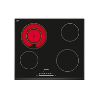 Siemens Built In Electric Hob, Ceramic, 60 cm, ET651NF17Q
