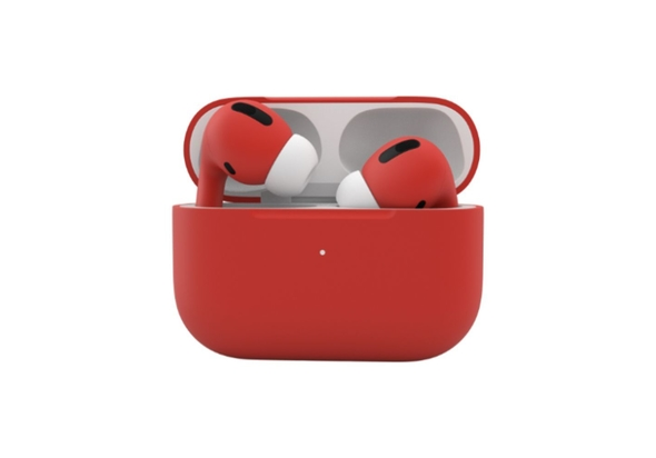 Merlin Craft Apple Airpods Pro, Red Matte