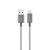 Moshi MSHI-L-084211 Type-C Cable 1.5m Titanium, Grey