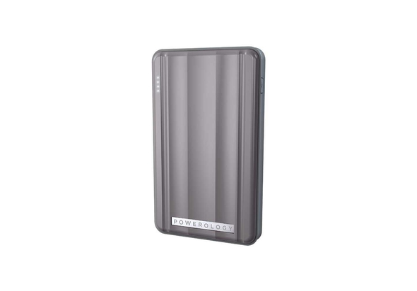 Powerology PD Power Bank 6000mAh 18W, Gray