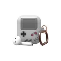 Elago EAPAW5-LGY AW5 Hang Case for Apple Airpods 1.59 x 0.65 x 0.71inch, LightGrey