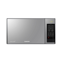 Samsung MS405MADXBB 40 Litre Microwave Oven, Silver
