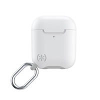 Speck Presidio Pro for AirPods,  White/Marble Grey