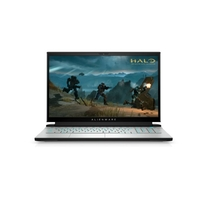 """Dell Alienware M17 R4 i7-10870H, 32GB RAM, 1TB SSD, Nvidia GeForce RTX 3070 8GB, 17.3"""" FHD Gaming Laptop, White"""