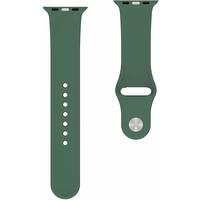 BeHello Premium Apple Watch Silicone Strap 38/40mm, Green