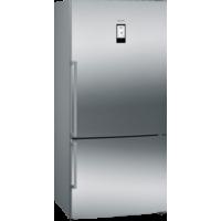 Siemens KG86NAI30M Bottom Freezer Refrigerator, 682 L