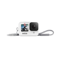 GO PRO HERO9 Black Camera Sleeve+ Lanyard, White