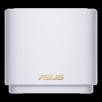 Asus ZenWiFi AX Mini (XD4) Whole Home Mesh WiFi 6 System 1Pack, White