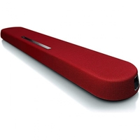 Yamaha YAS-109 Sound Bar with Built-In Subwoofers & Bluetooth,  Red