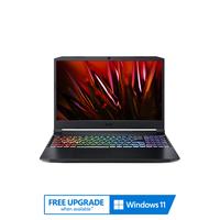"Acer Nitro 5, Ryzen 7-5800H, 16GB RAM, 1TB SSD, Nvidia GeForce RTX 3060 6GB Graphics, 15.6"" FHD 144Hz Gaming Laptop, Black"