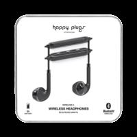 Happy Plugs Wireless II Wireless Headphones, Black