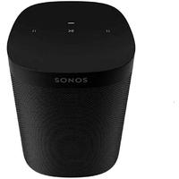SONOS - ONESLUK1BLK One SL - Microphone-Free Smart Speaker