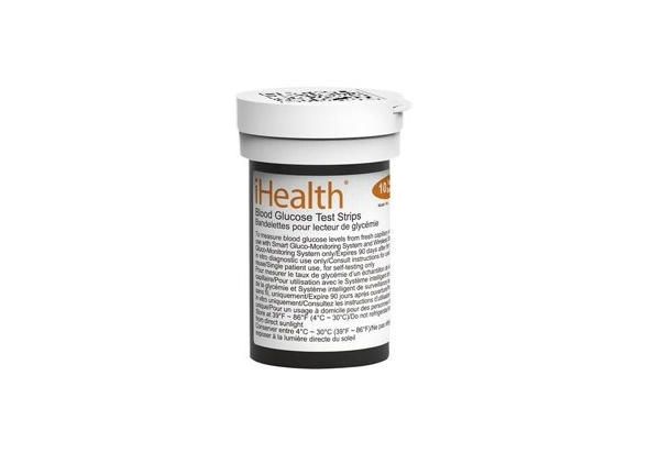 iHealth Glucose Test Strips (25PCS)