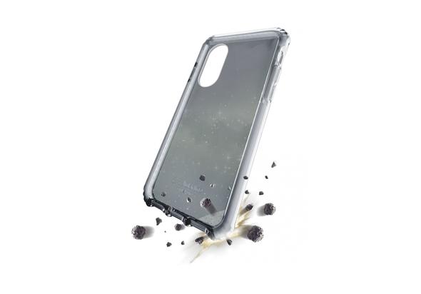 Cellularline Tetraforce Shock Twist Case for iPhone X, White