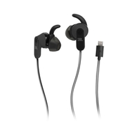 JBL Reflect Aware In-Ear Earphone for Iphone, Black