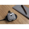 Twelve South AirSnap Twill Road Case for AirPods, Fog