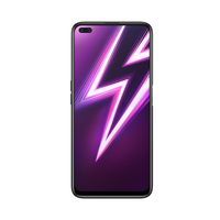 Realme 6 Pro 128GB Smartphone LTE,  Lightning Red, 8 GB