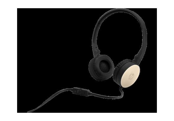HP Stereo Headset H2800, Black