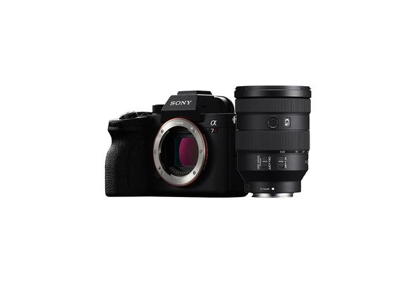 Sony Alpha a7R IV Mirrorless Digital Camera with Sony FE 24-105mm Lense