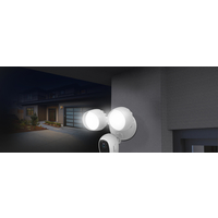 EZVIZ LC1C Two-in-One Outdoor Security floodlight and camera