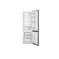 Smeg Built In Bottom Freezer Refrigerator, 272 L, C7172FP1