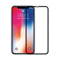 Max & Max Tempered Glass PlusBack Cover iPhone 11