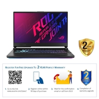 "Asus ROG Strix G17 i7 16GB, 1TB 8GB NVIDIA GeForce RTX 2070 with ROG Boost Graphic 17"" Gaming Laptop"
