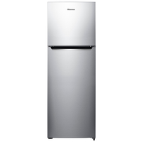 Hisense A+ Top Mount Refrigerator - 419 LTR - S. Steel Finish with deodorizing filter,