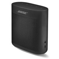 Bose SoundLink Color II Bluetooth Speaker, Soft Black