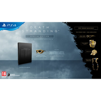 Pre Order Death Stranding Special Edition for PS4