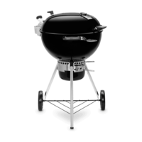 Weber Master-Touch GBS Premium E-5770 Charcoal Grill 57 cm, Black