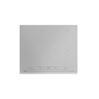 Teka IZC 64630 SM MST Induction hob with Direct Functions MultiSlider and 4 cooking zones in 60 cm