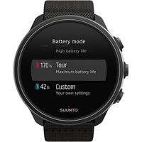 Suunto 9 Baro Smart Multisport GPS Watch, Charcoal Black Titanium