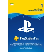Sony PS+ Subscription 1 Month