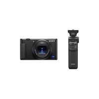 سوني ZV-1 كاميرا رقمية مع مجموعة مقبض التصوير