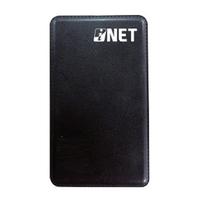 Inet Power Bank 20000mAh Black INPBQC20BK