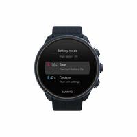 Suunto 9 Baro Smart Multisport GPS Watch, Granite Blue Titanium