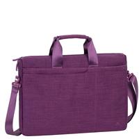 """Rivacase Laptop bag 15.6"""" , Purple"""