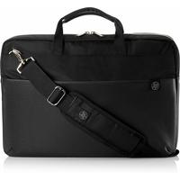 """HP 15.6"""" Pavilion Duotone Briefcase, Black"""