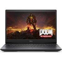 Dell G5 15 5500-E1700 i7-10750H, 16GB, 512GB SSD, GTX1660Ti 6GB Graphics, 15.6 FHD Gaming Laptop, Black