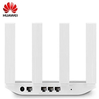 HUAWEI HUA-WS5200-21-Dual Band AC1200 11AC Mu-Mimo Gigabit wireless Router, White