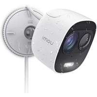Imou Looc Weather Resistant Outdoor Security Camera, White