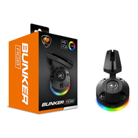 Cougar CG-MB-BUNKER-RGB Gaming Mouse Bungee with USB Hub