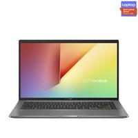 "Asus Vivobook S14, Core i5-1135G7, 8GB RAM, 512GB SSD, 14"" FHD Laptop, Gray/Green"