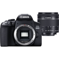 Canon EOS 850D Digital SLR Camera with EF-S 18-55mm IS STM Lens
