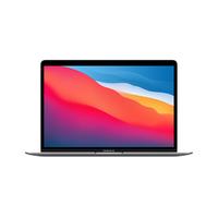 "Apple MacBook Air 13"" M1 Chip with 8-Core CPU and 8-Core GPU, 8GB RAM, 512GB Arabic, Space Gray"