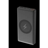 Tingz TWPB10-B 10w Wireless Power Bank, Black