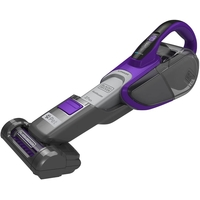 Black & Decker DVJ325BFSP 27W Dustbuster Hand Vacuum Cleaner, Purple