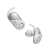 Sony WF-SP700N Wireless Noise Cancelling Headphones for Sports,  White